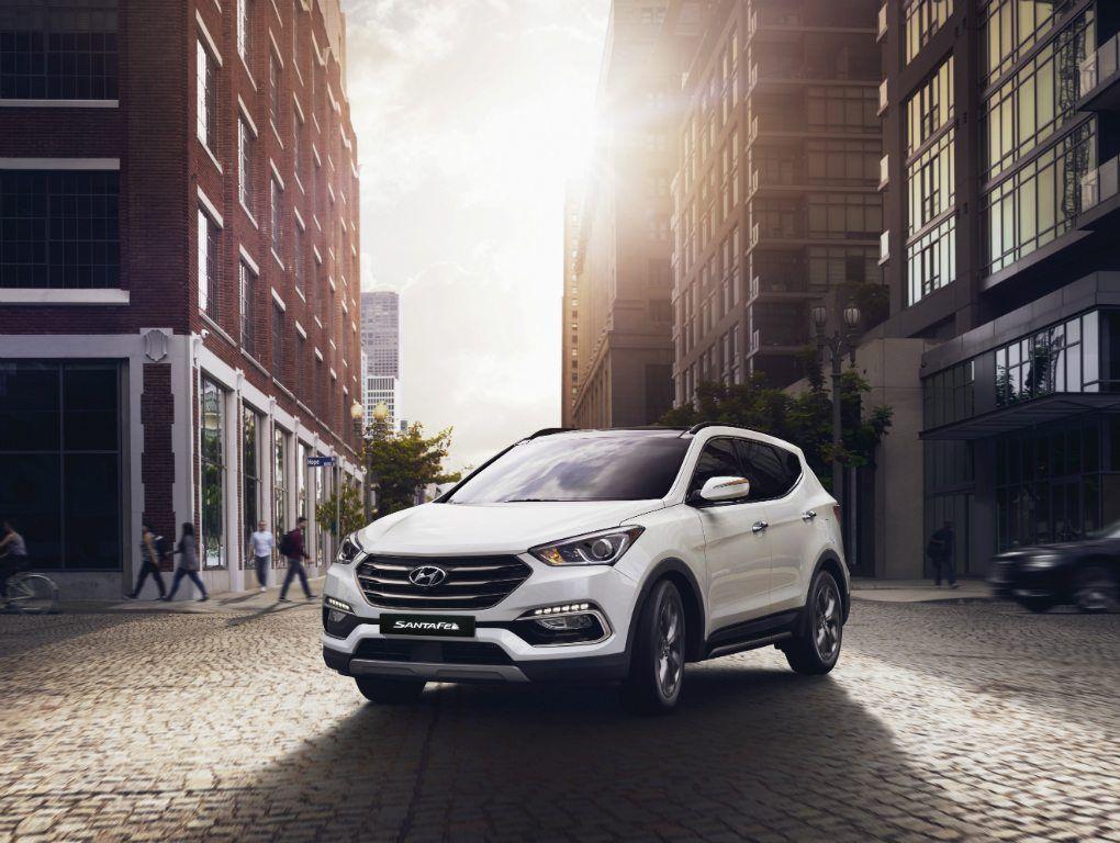 La Santa Fe Sport 2.0T de Hyundai ya está en México