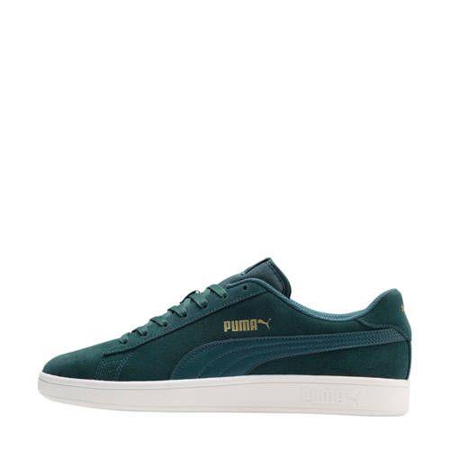 Puma Smash V2 sneakers groen - Schoenen, Groen en Nieuwe mode