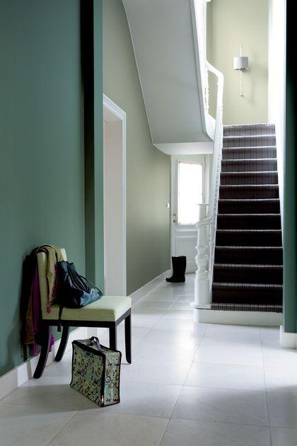 Peinture couleur salle de bain chambre cuisine - La maison rincon bates aux etats unis ...