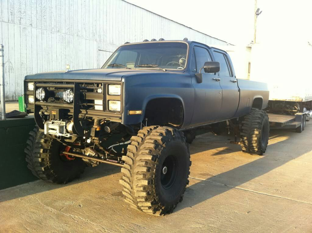 Squarebody Chevy Crew Cab Pinterest X GMC Trucks And - Square body chevy for sale
