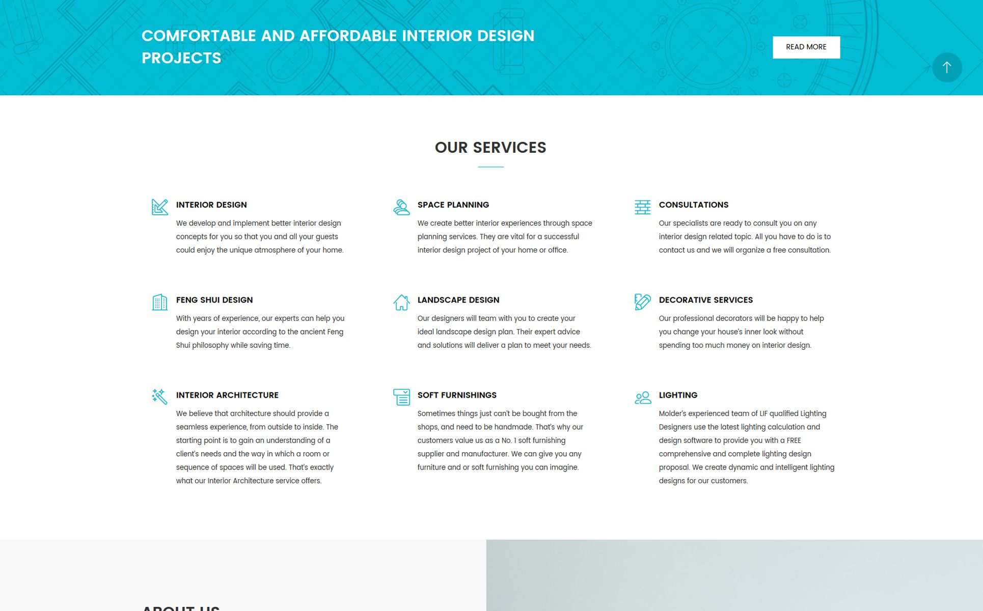 Harbaughfamilyconstruction Responsive: Construction Company Multipage HTML5