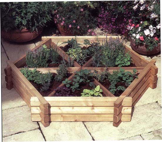 herbs beds astuces jardins potager et jardinage. Black Bedroom Furniture Sets. Home Design Ideas