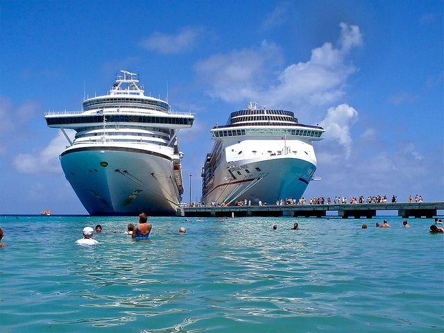 Explore The Beauty Of Caribbean: Caribbean Princess Cruise Ship /Caribbean Cruises Ship