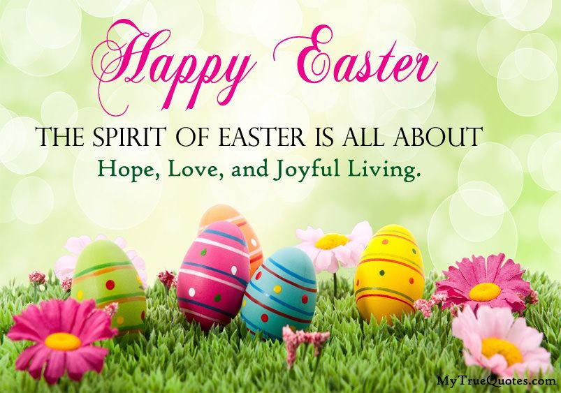 Happy Easter Quotes Sayings Easter Wishes Messages Happy Easter Messages Happy Easter Quotes