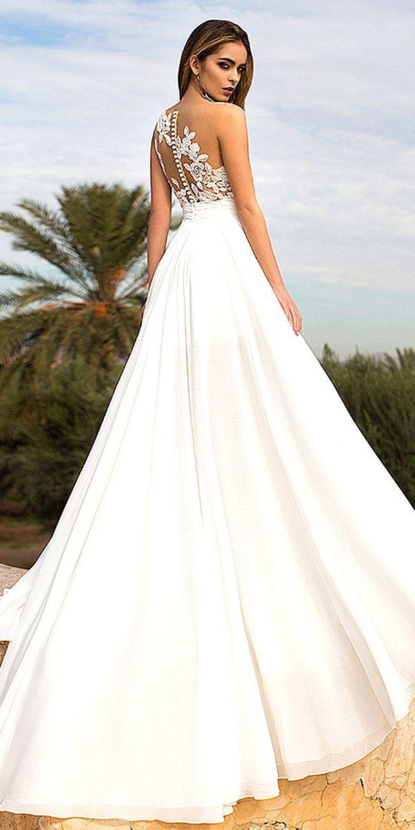 6 Wedding Dress Designers We Love for 2017 | Hochzeitskleider ...