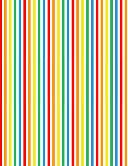 INSTANT DOWNLOAD Sesame Street Primary Colors Paper Striped -Party Supplies  And Decorations Sesame Street, Sesame Street Party, Fabric Print Design