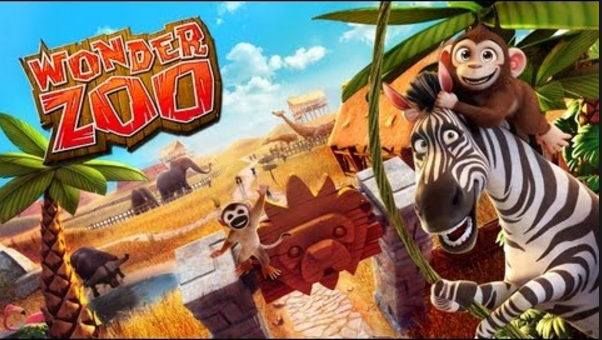 Wonder Zoo Animal Rescue is an online game for android