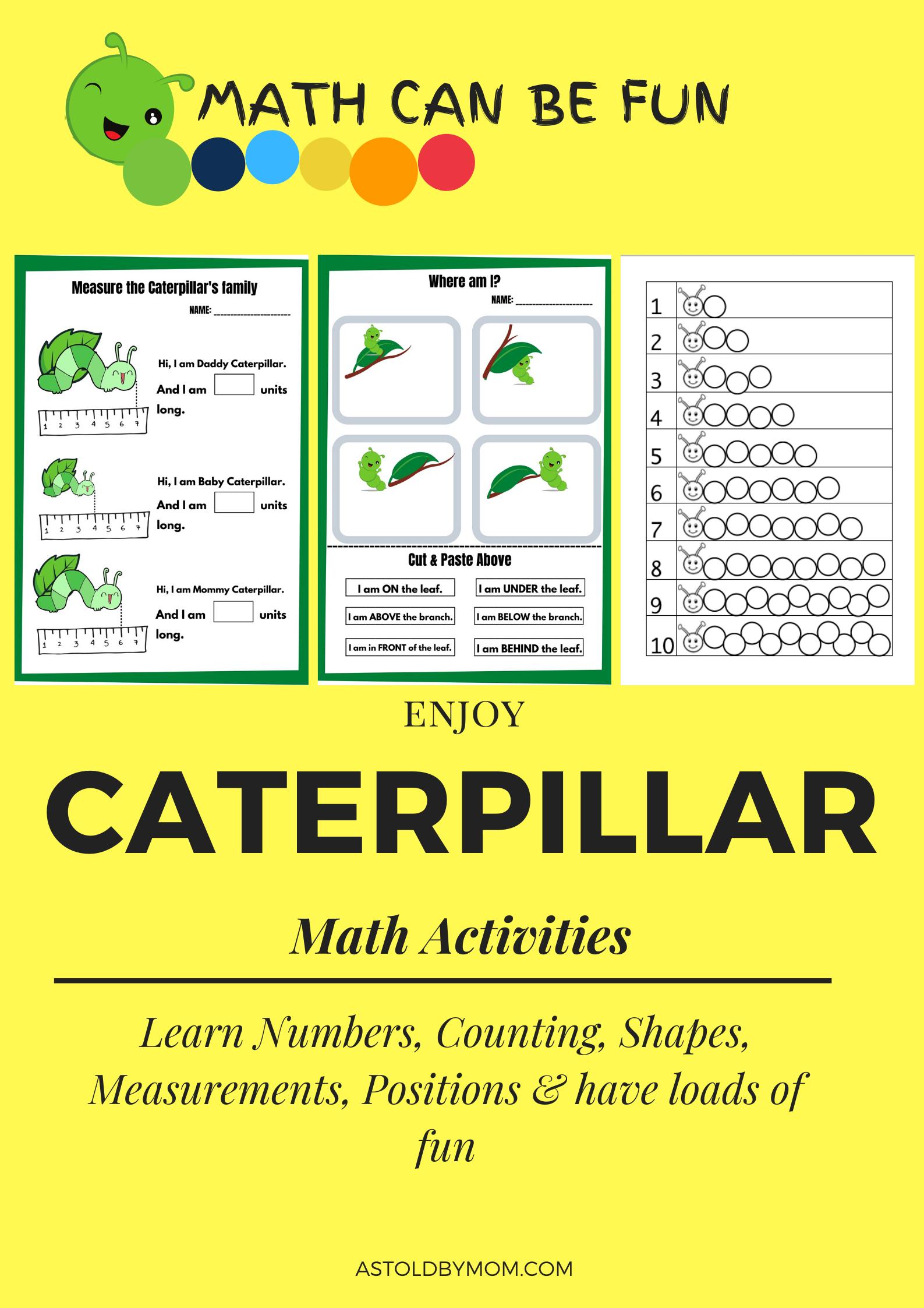 Fingerprint Caterpillar Activity