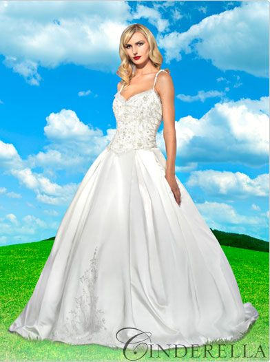 Disney Cinderella Wedding | View Cinderella\'s collection at ...