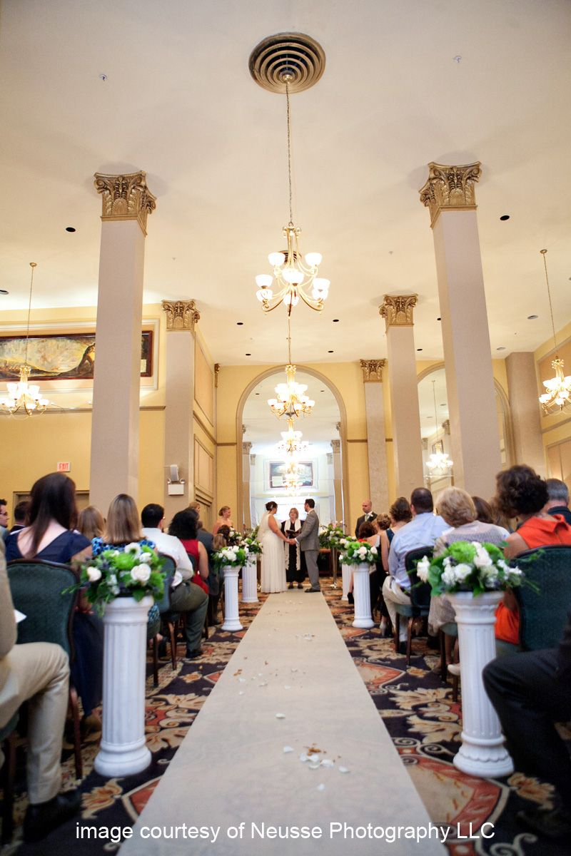Hotel Bethlehem Wedding Ceremonies