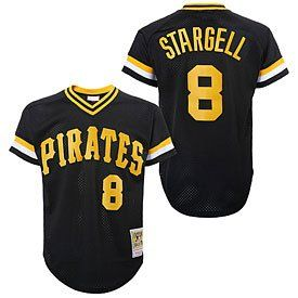 65381584c Pittsburgh Pirates Mitchell and Ness Jersey   Cool Pittsburgh ...