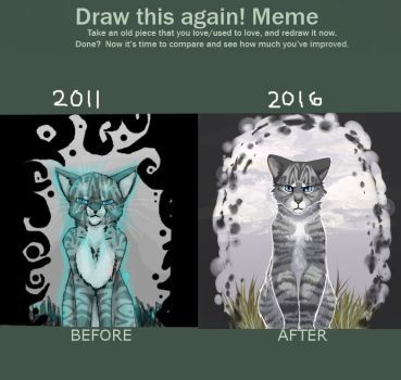 Improvement Is Real By M0zarts Warrior Cats Warrior Cats
