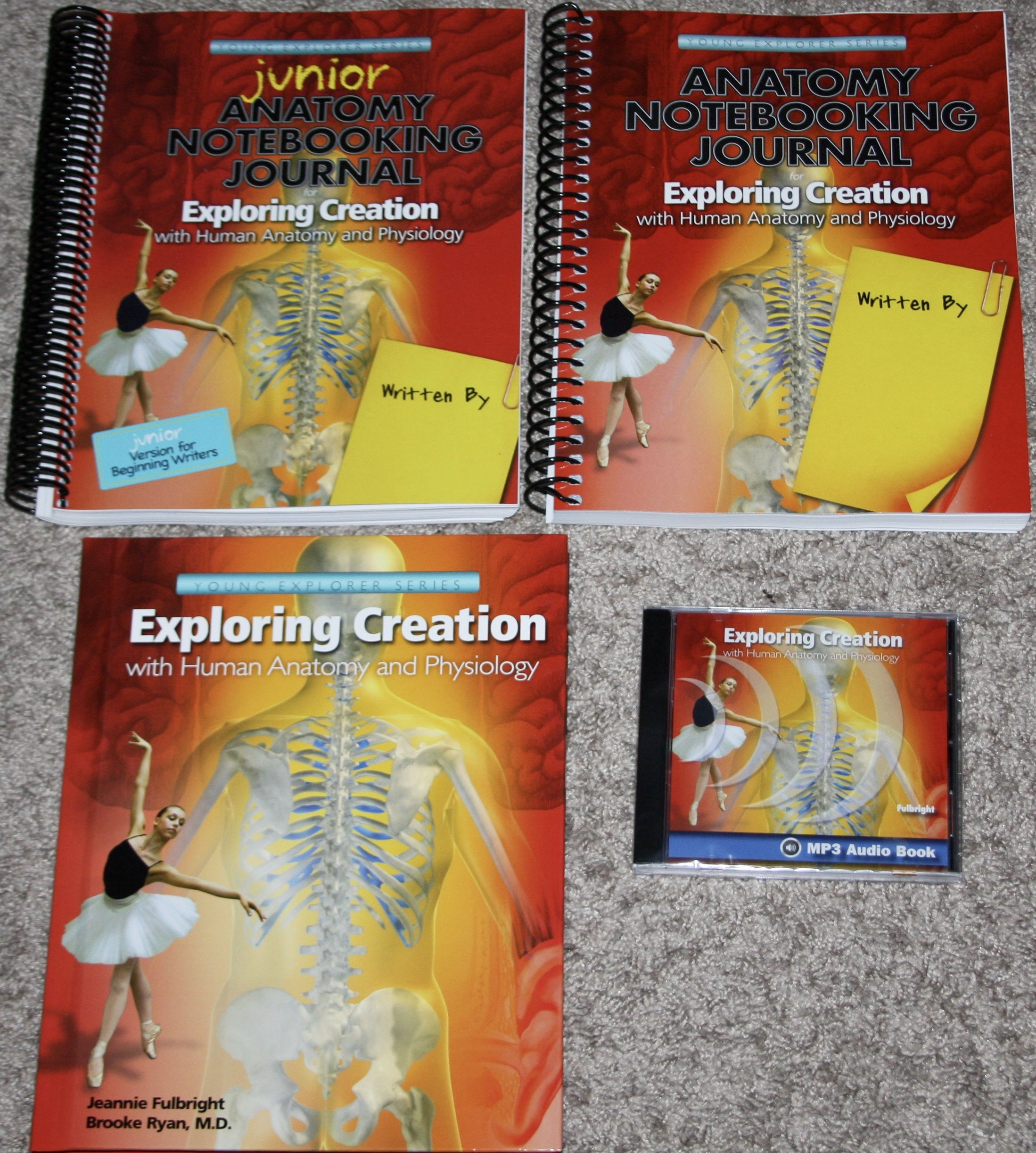 We are having a blast Exploring Creation with Human Anatomy and ...