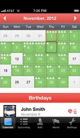 My Calendar Free My Calendar Free Apple Ios Apps