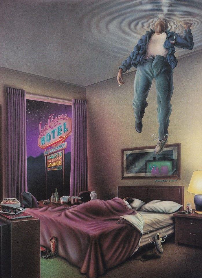 Image result for motel surrealism