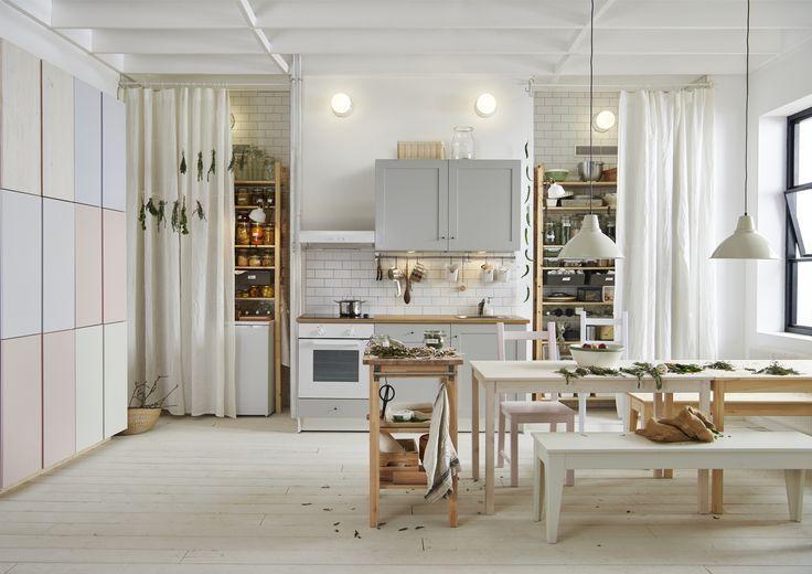 KNOXHULT keuken #IKEAcatalogus #nieuw #2017 #IKEA #IKEAnl #koken - tafel für küche