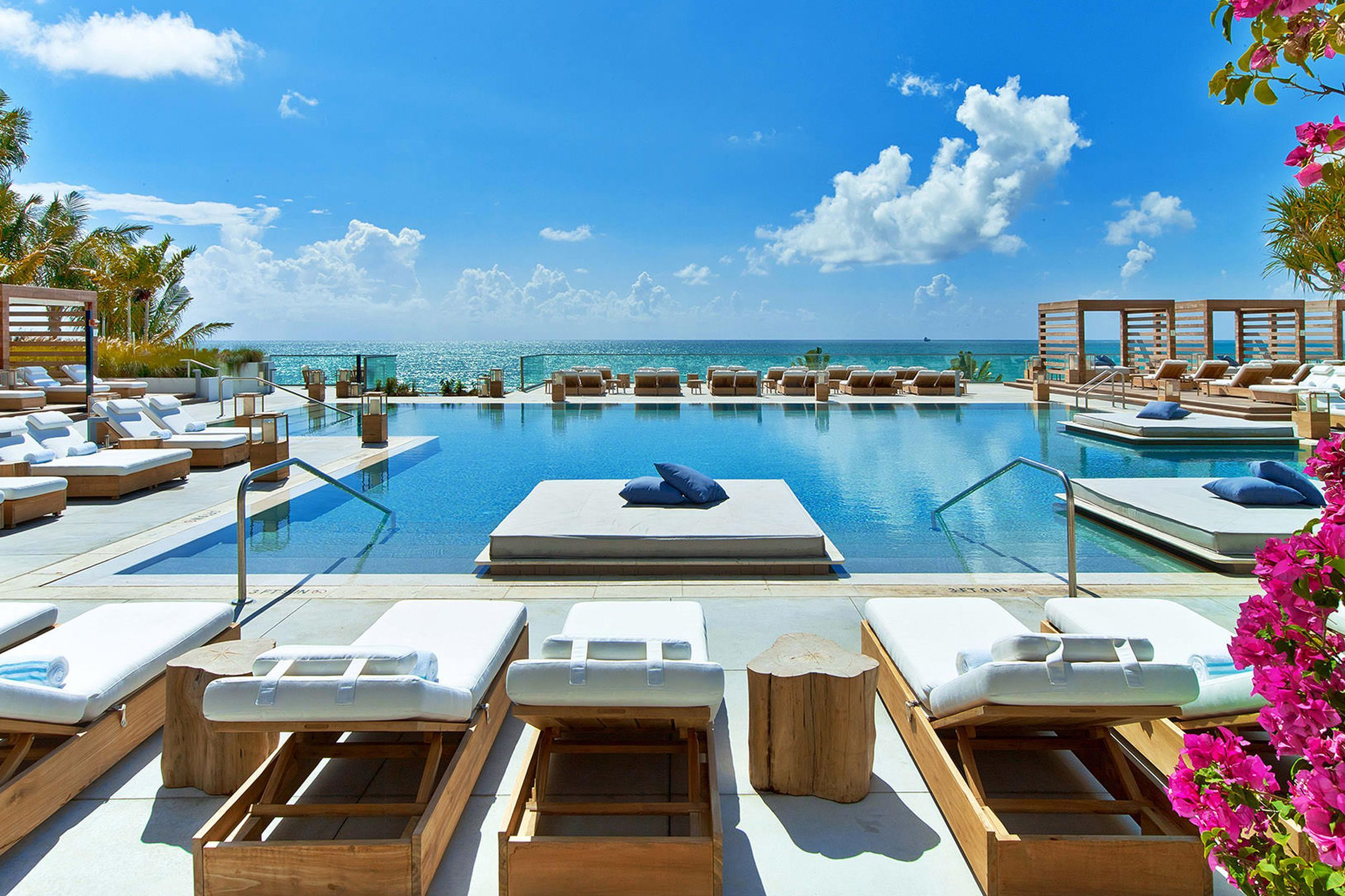 1 Hotel South Beach Unveils Private Beach Club Curbed Miami South Beach Hotels Best Hotels In Miami Miami Hotels