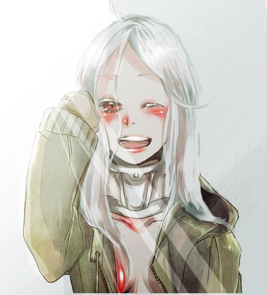 Deadman Wonderland SHIRO My Anime PIN Pinterest