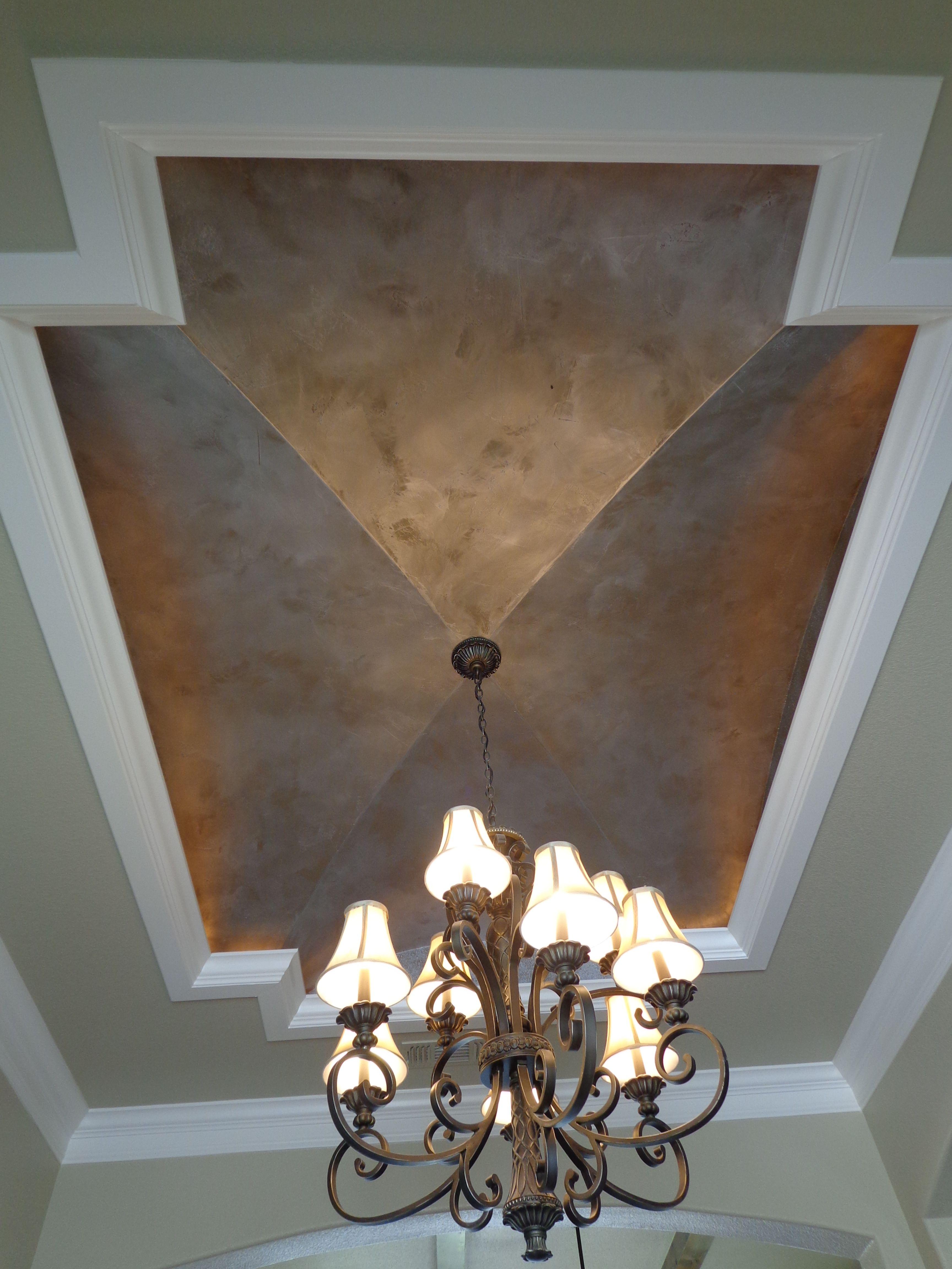 modern masters silver metallic paint ceilingpeter