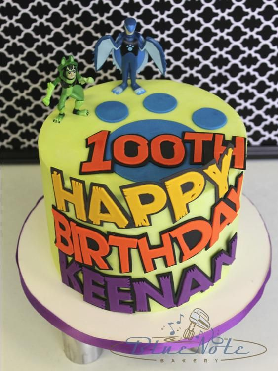 Wild Kratts 100th Birthday