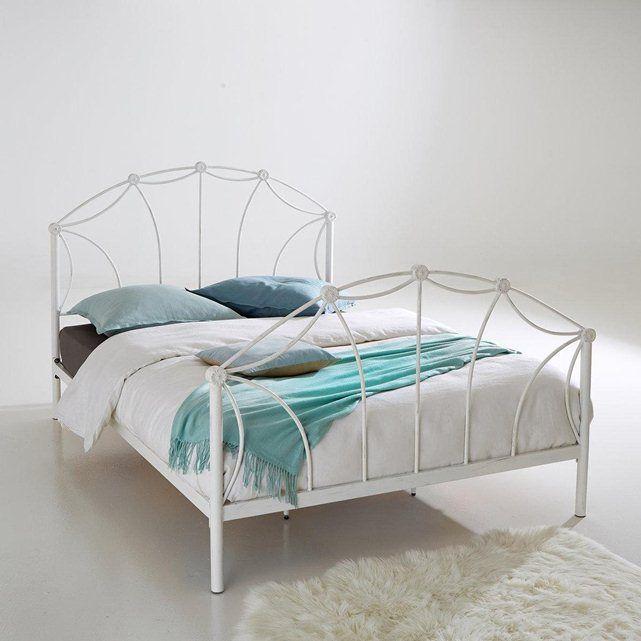 lit josika la redoute interieurs prix avis notation livraison lit josika tout est dans. Black Bedroom Furniture Sets. Home Design Ideas
