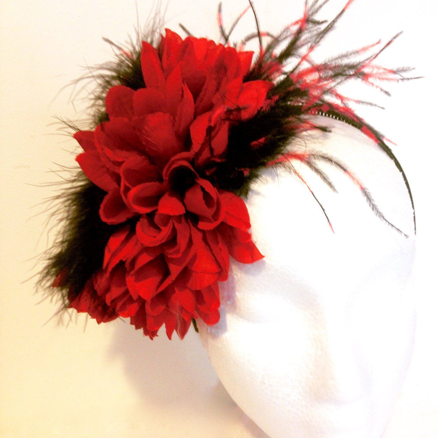 Custom Fascinator Headband ea576160d7a