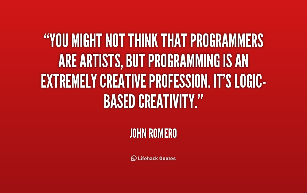 Programmers Quotes. QuotesGram Programmer quote, Quotes