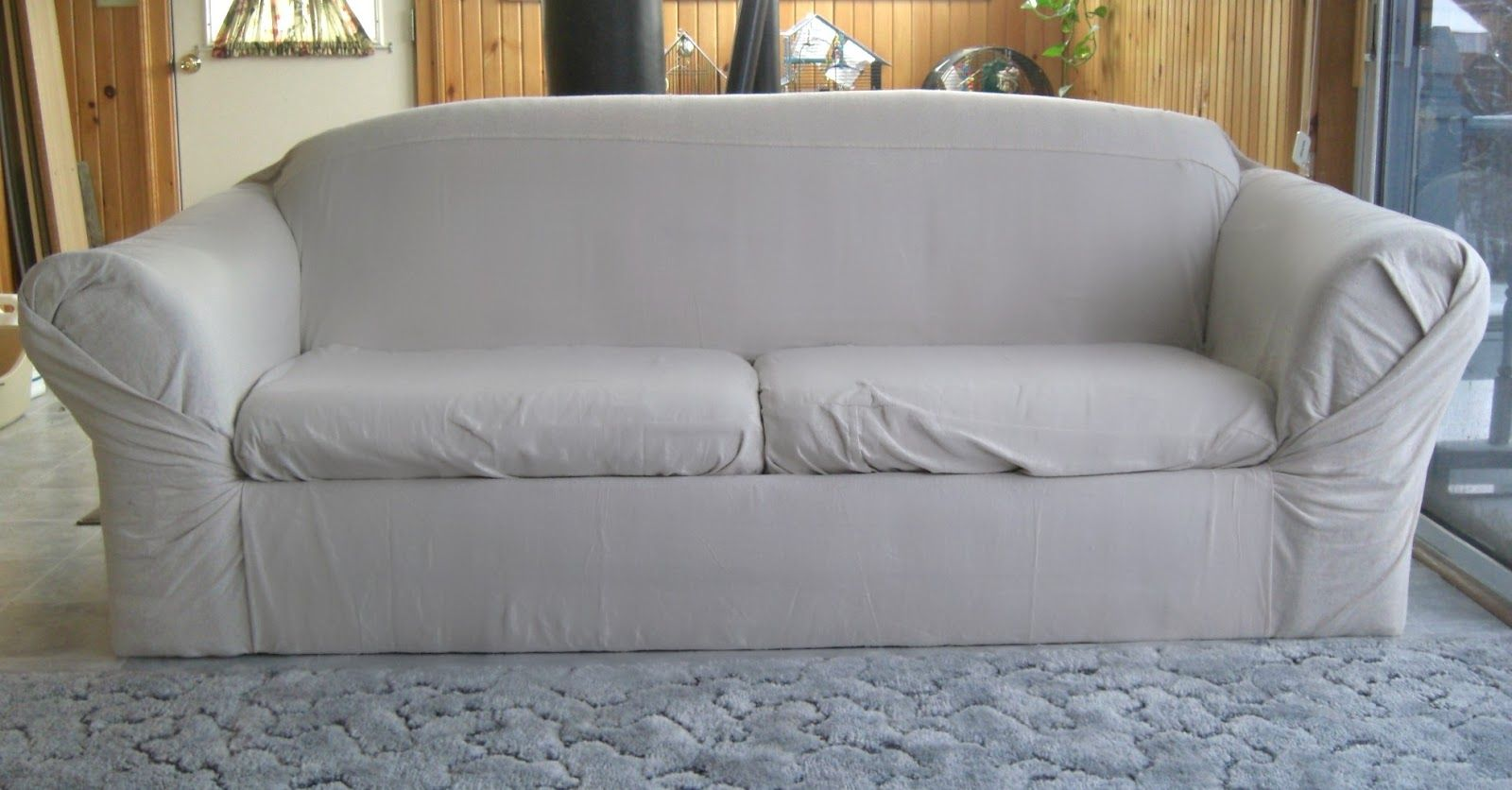 Mommyu0027s Middle Ground: How To ReCover A Couch   After