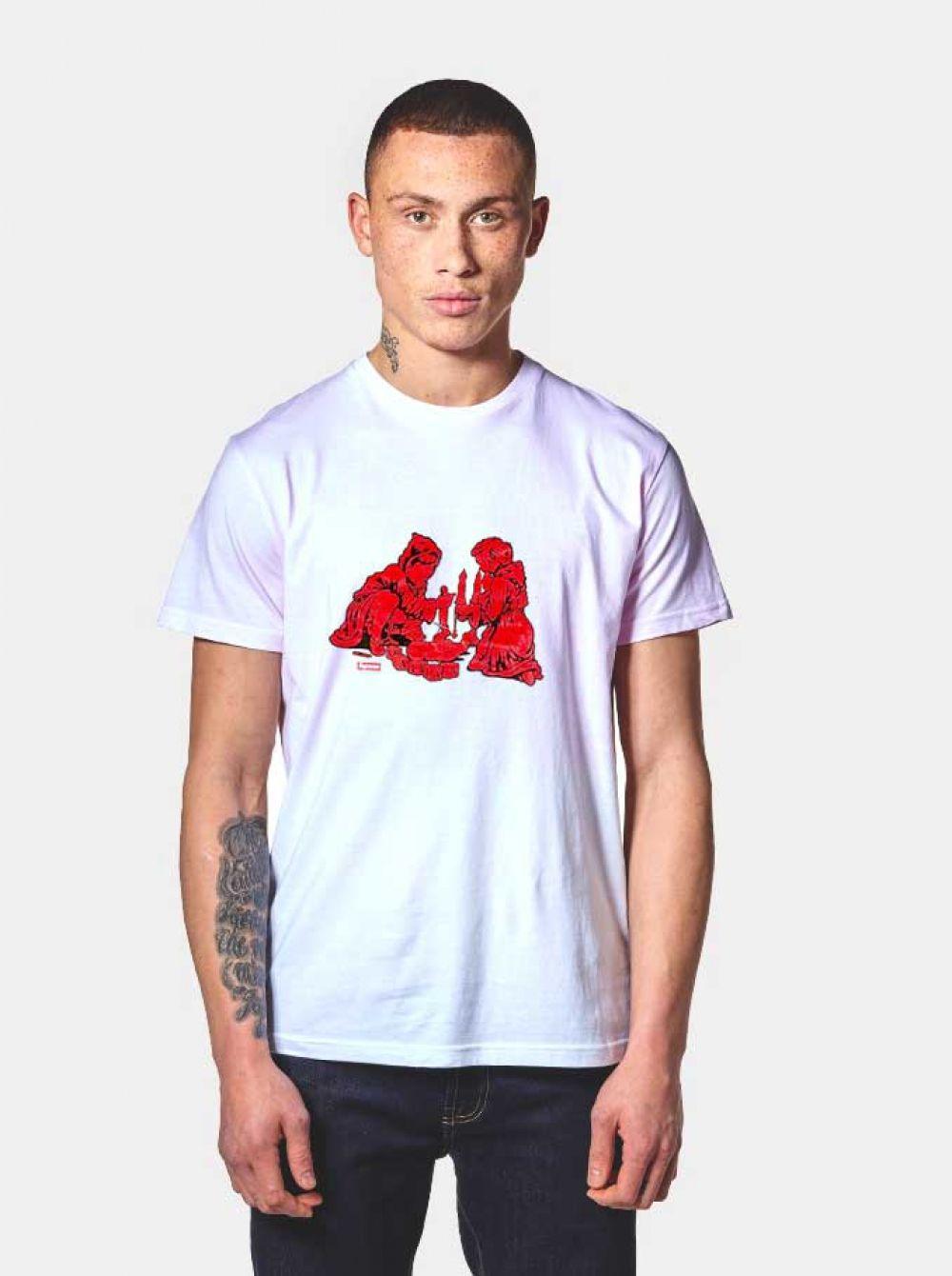 fbc125b0a376 Supreme Sean Cliver Sacrifice T Shirt #Tee #Hype #Outfits #Outfit  #Hypebeast #fashion #shirt #Tees #Tops #Teen #outfitideas #summergift  #Summer