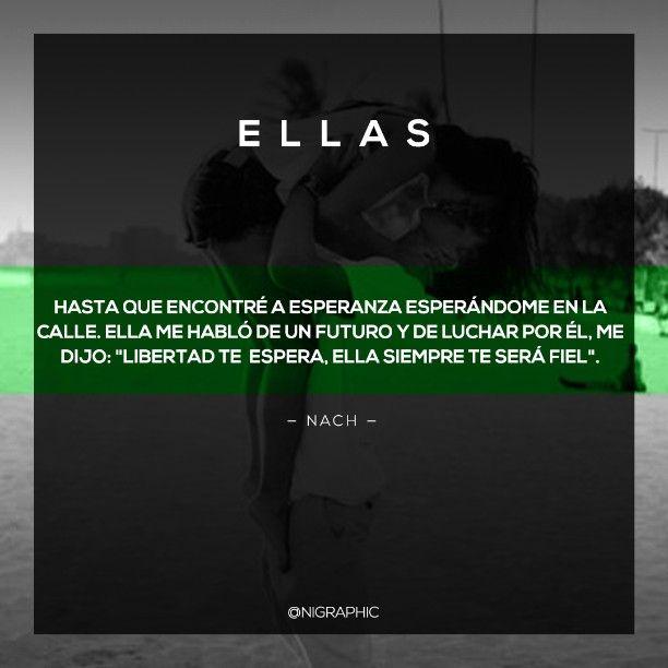 #Ellas #Nach #Esperanza #Futuro #Libertad #Fiel