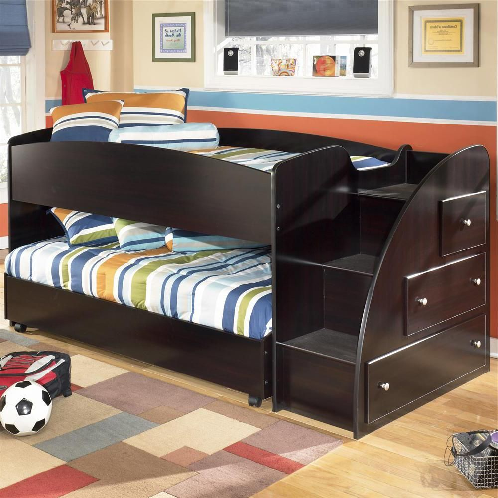 Embrace Twin Loft Bed With Storage Love How Low To The Ground