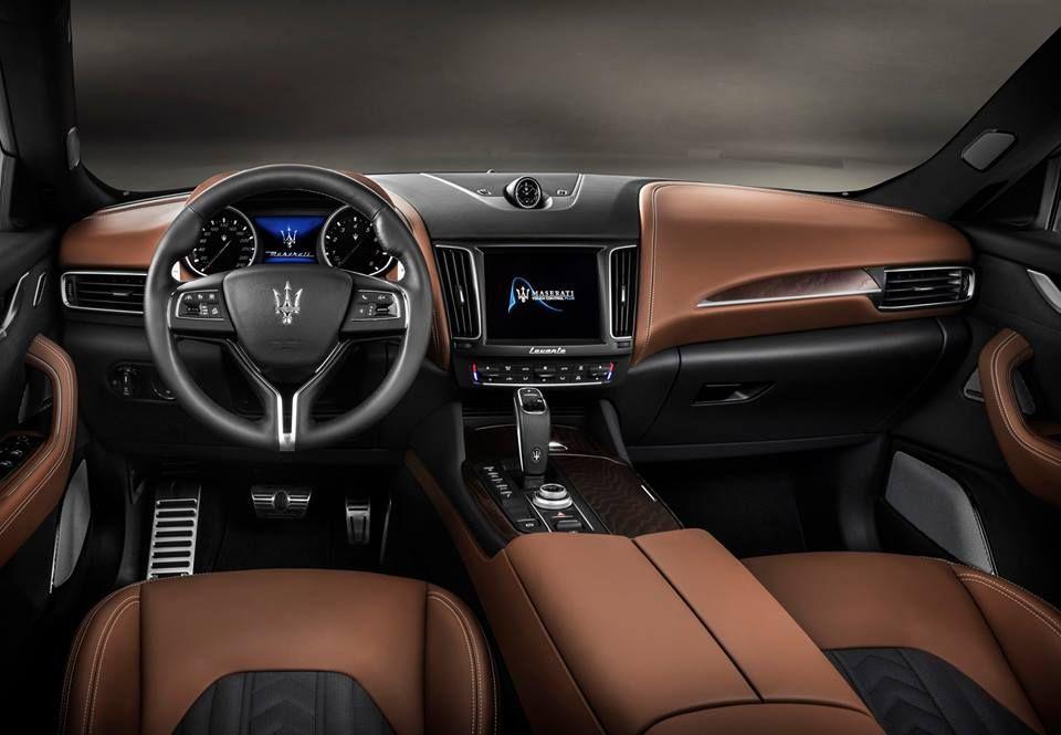 Levante | Maserati, Maserati interior, Maserati suv