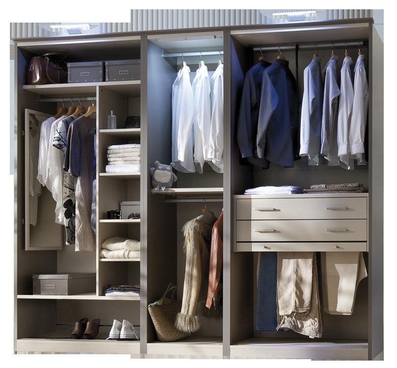 l armoire liberty du fabricant c lio propose un programme de rangement in dit proche du sur. Black Bedroom Furniture Sets. Home Design Ideas