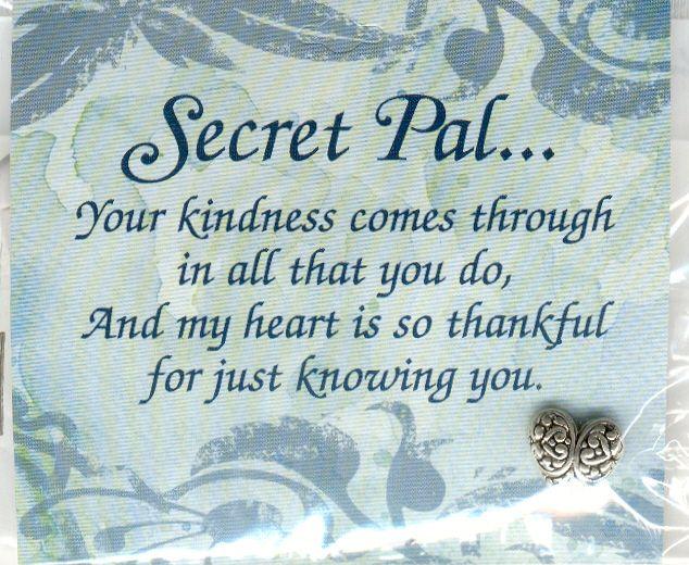 Secretpal Card Heart Jpg 634 520 Secret Pal Secret Sister Gifts Secret Pal Gifts