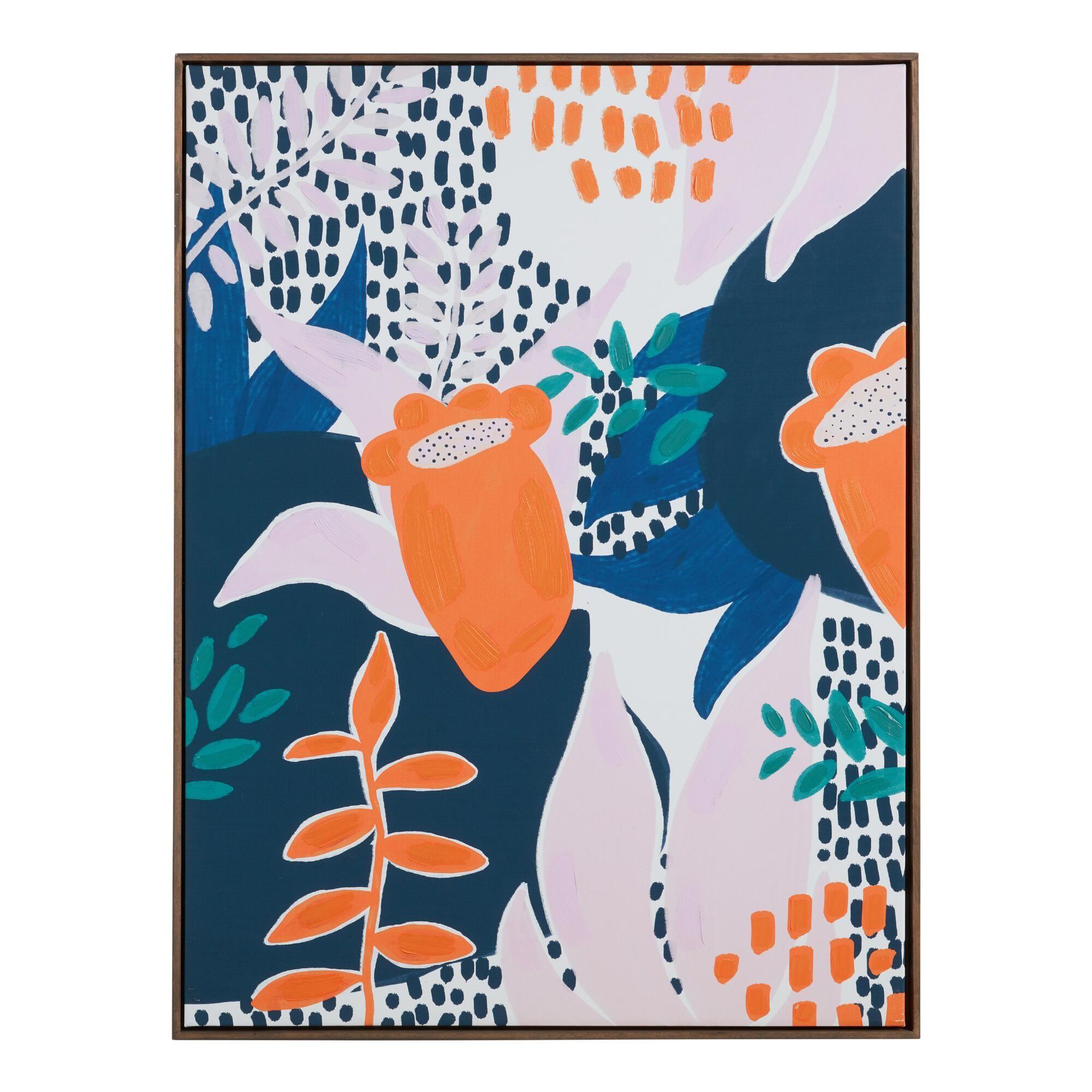 Retro Vogue Poster art print Vintage Fashion poster Panel effect Wood wall art