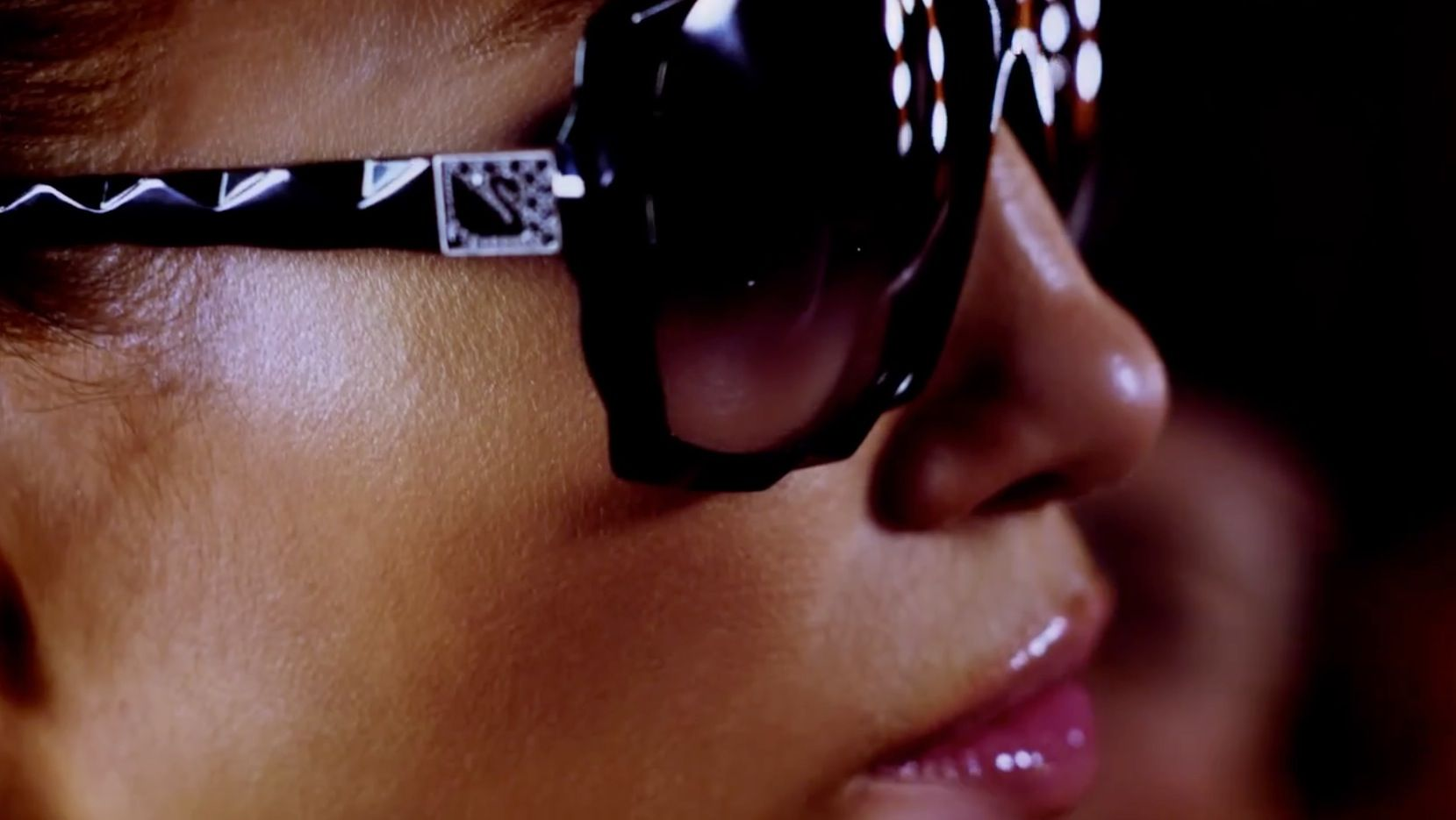 d48ae848155 Swarovski SK0002 sunglasses worn by Jennifer Lopez in LIVE IT UP by Jennifer  Lopez (2013)  Swarovski