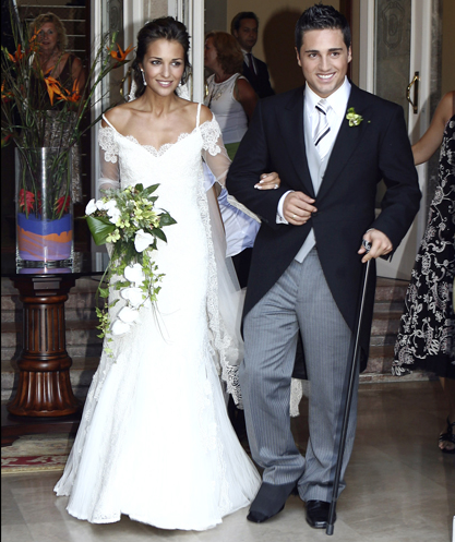 boda david bustamante y paula echevarria | bodas famosos - hoy