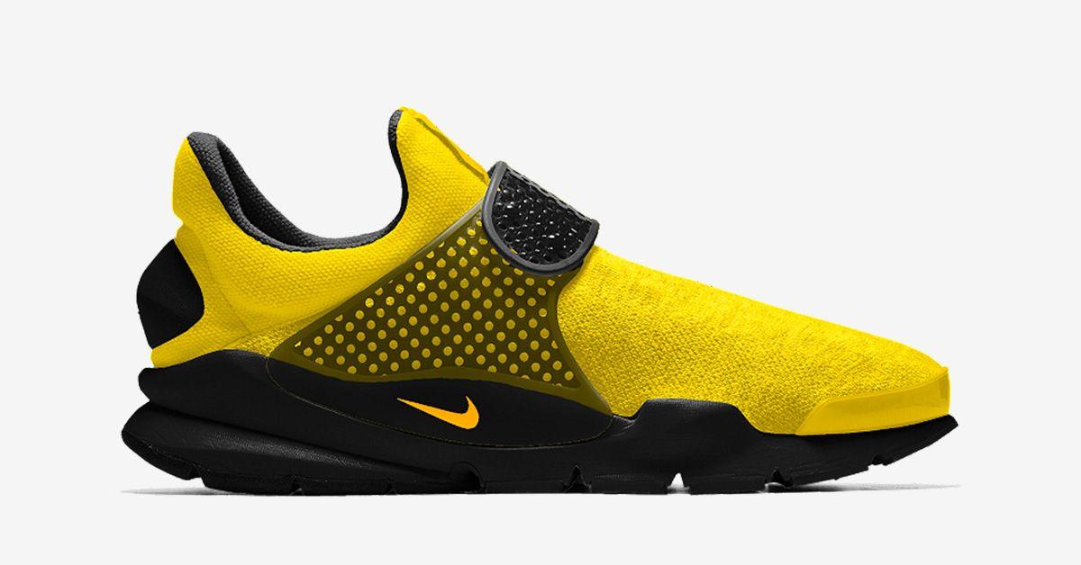 Nike Sock Dart turquesa