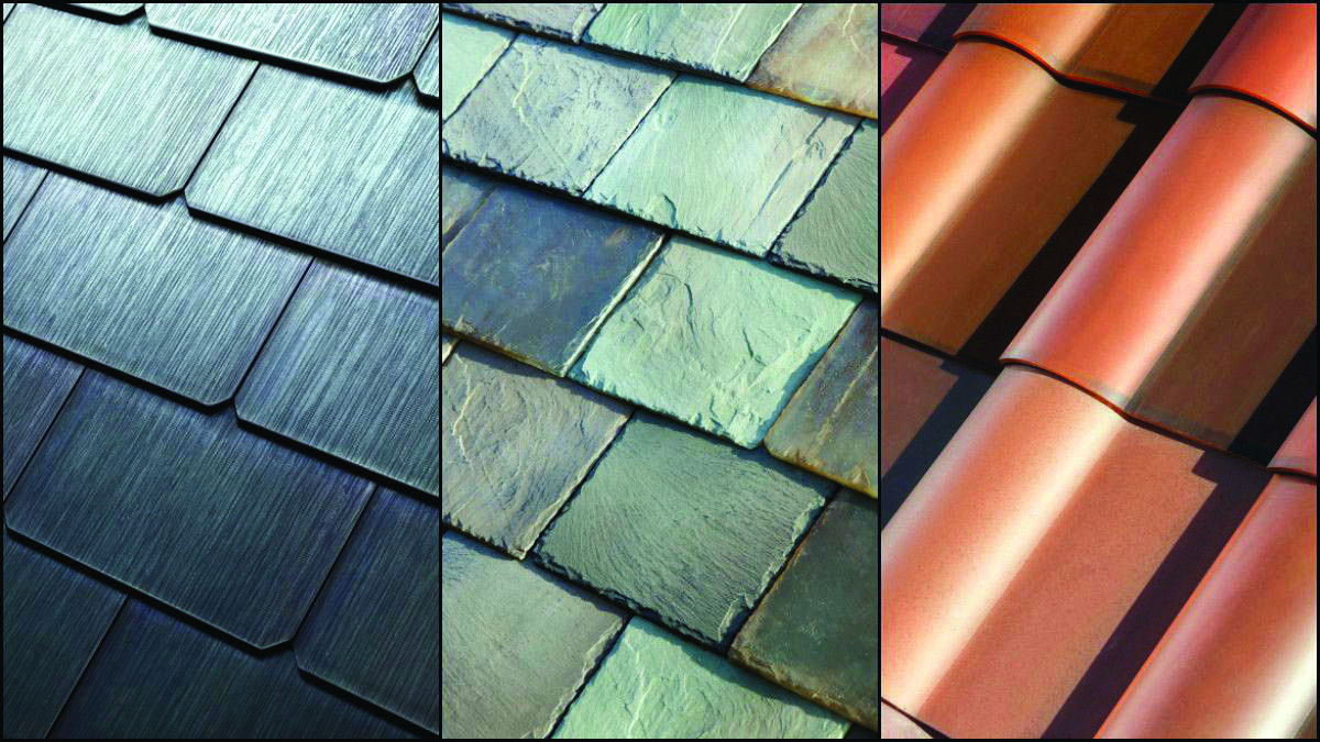 Conveniences And Drawbacks Of Solar Roof Tiles That You Need To Understand About Homes Tre Solar Roof Solar Roof Tiles Roof Tiles
