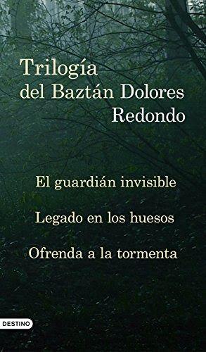 Trilogía Del Baztán De Dolores Redondo El Guardián Invisible Trilogía Descargar Libros Online