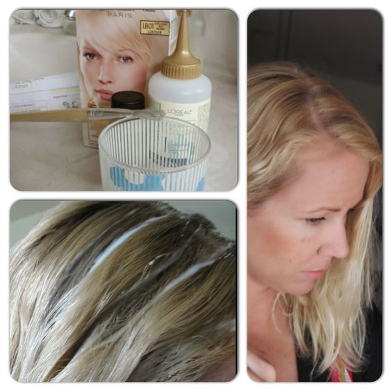 How To Do Highlights At Home With A Brush For Thick Hair Diy Highlights Hair How To Do Highlights How To Dye Hair At Home