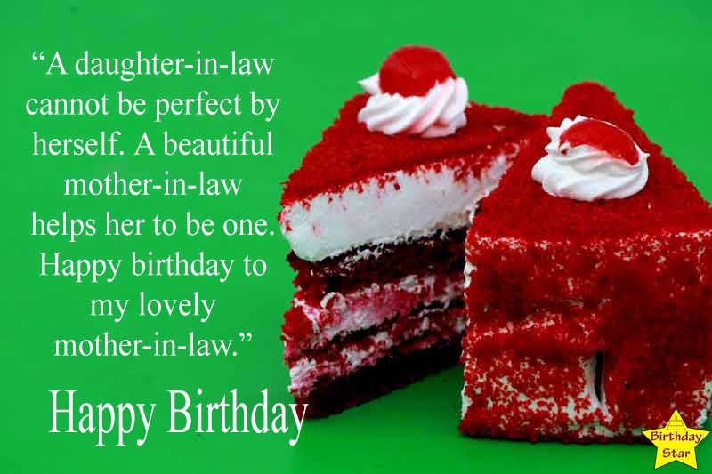 Happy Birthday Quotes for Your Mother in Law Birthday