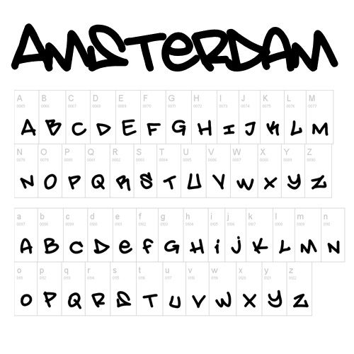 50 Free Graffiti Fonts For Urban Artworks