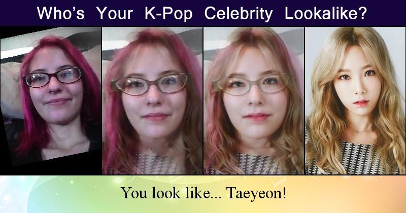 Whos your celebrity look alike
