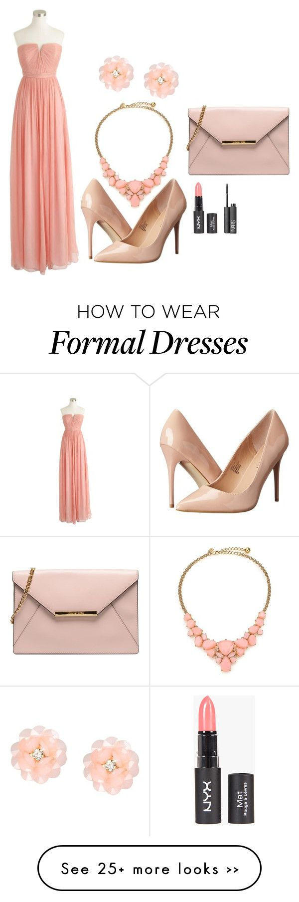 """Spring formal"" by awesomeperson1234 on Polyvore"