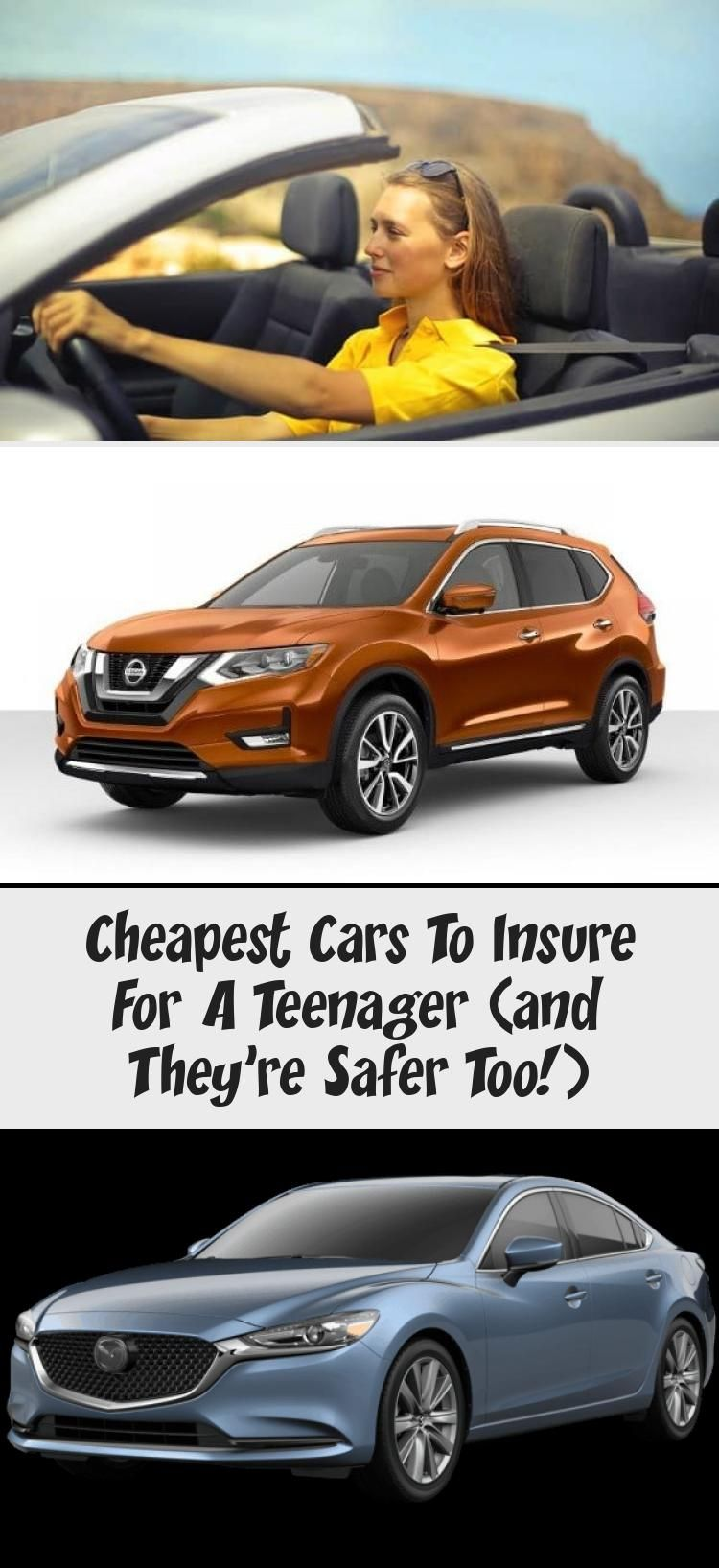 Cheapest Cars To Insure For A Teenager And They Re Safer Too Cheap Cars Toyota Prius Car