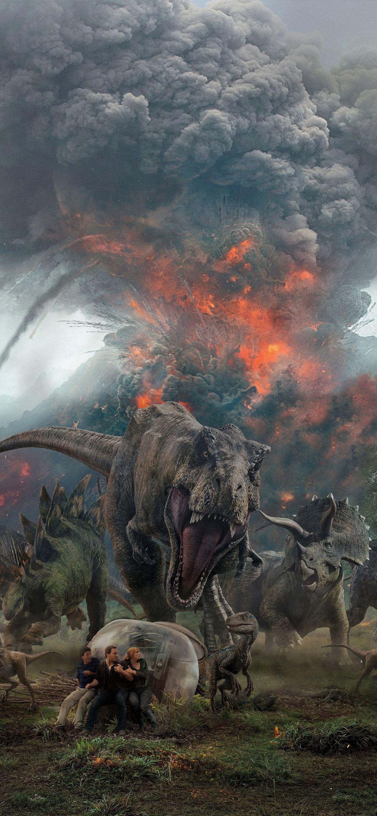 Pin by ESLAM HISN on Wallpaper Jurassic world wallpaper