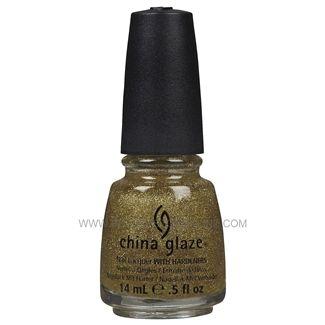 China Glaze Nail Polish - #552 Golden Enchantment 70510