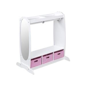 Picture of Dress-Up Storage Center in White
