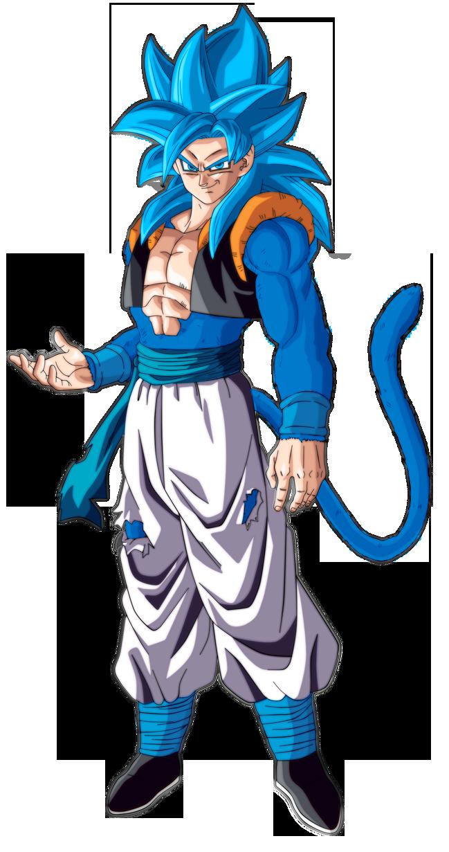 Gogeta Ssj Blue 4 By Narutosonic666 Dragon Ball Super Manga Anime Dragon Ball Super Dragon Ball Painting